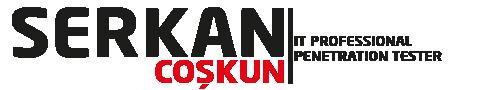 Serkan Coşkun Web Logo
